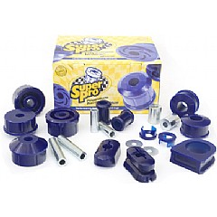 KIT5133AK SuperPro Uprated Suspension Bushes Audi A3 8L,   (1997 - 2003)