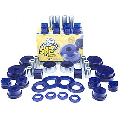 KIT5240ADJK SuperPro Uprated Suspension Bushes Audi A3 quattro 8L,  1.8 Turbo APY, AMK, BAM engine codes (1997 - 2003)
