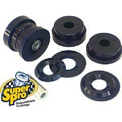 SPF2536K SuperPro Uprated Suspension Bushes Audi A3 quattro 8L,  1.8 Turbo APY, AMK, BAM engine codes (1997 - 2003)