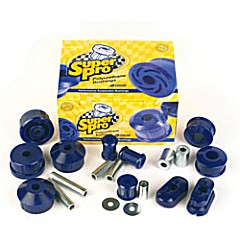 KIT5133K SuperPro Uprated Suspension Bushes VW Beetle New 9C/1C,  Golf  4 Chassis (01/1998 >)