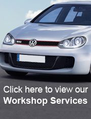 Garage Services For VW, Audi, Seat, Skoda in Nottingham