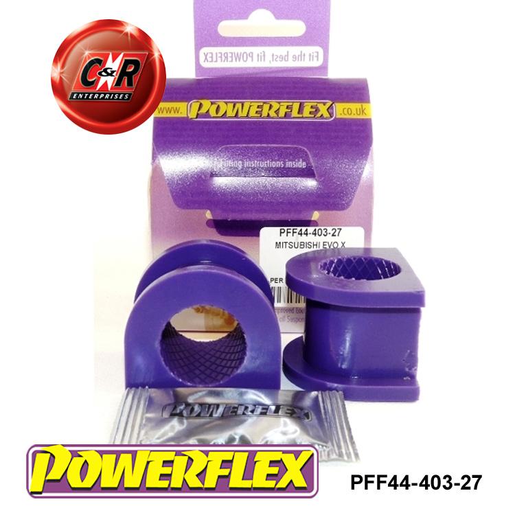 2x Powerflex PFF85-1131 vordere PU Buchse unterer Querlenker für VW T4 ab 1997