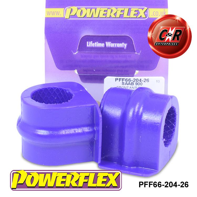 Powerflex Bushes PFF66-412