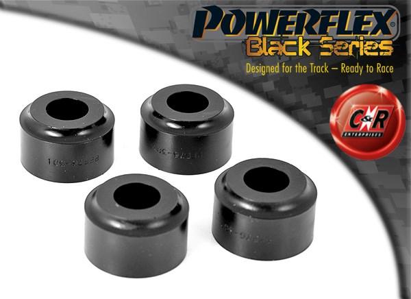 fits TOYOTA MR2 3S-FE//GE 73mm PFR76-311BLK POWERFLEX BLACK REAR LOW ENGINE MOUNT