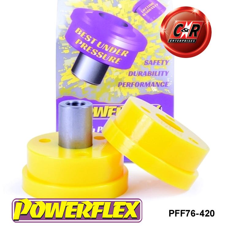 Glanza Turbo EP82 91 Powerflex front mount pff76-420 Bush gearbox TOYOTA Starlet