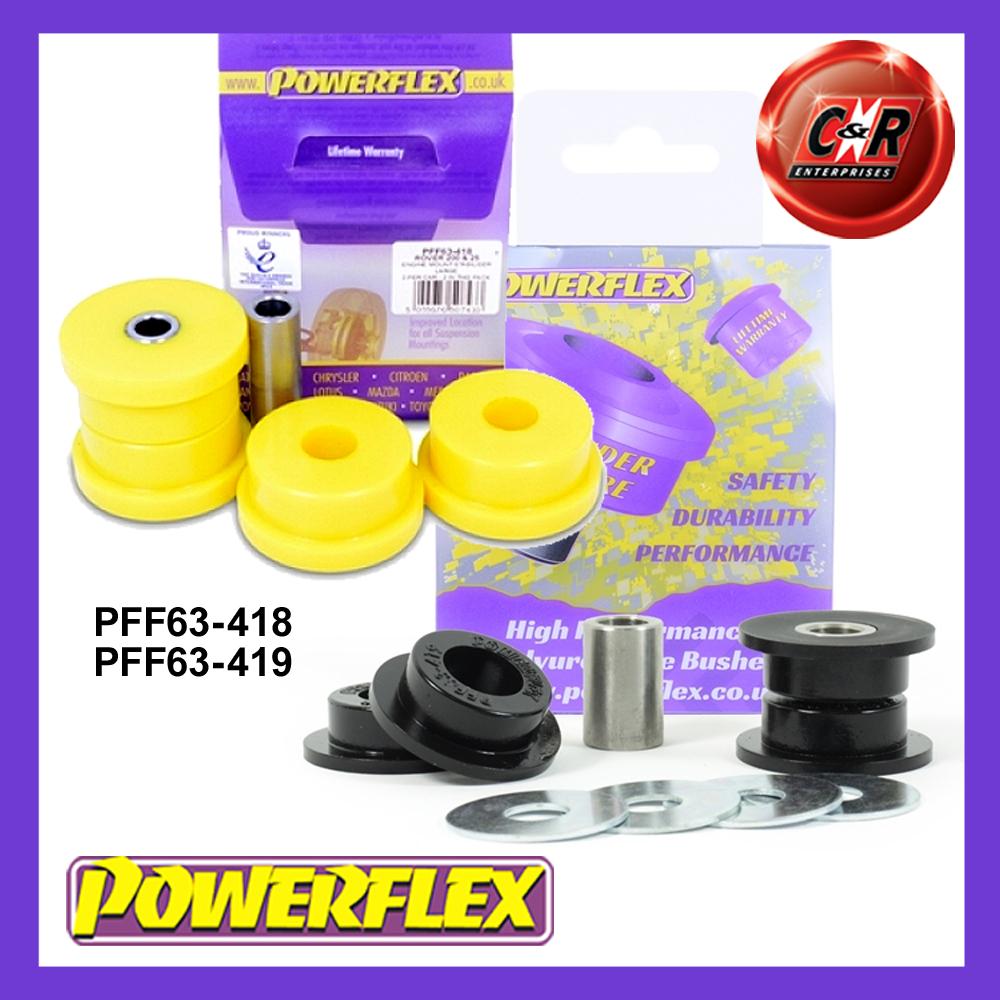 For Rover 45 1999-2005 PowerFlex Engine Mount Stabiliser Large