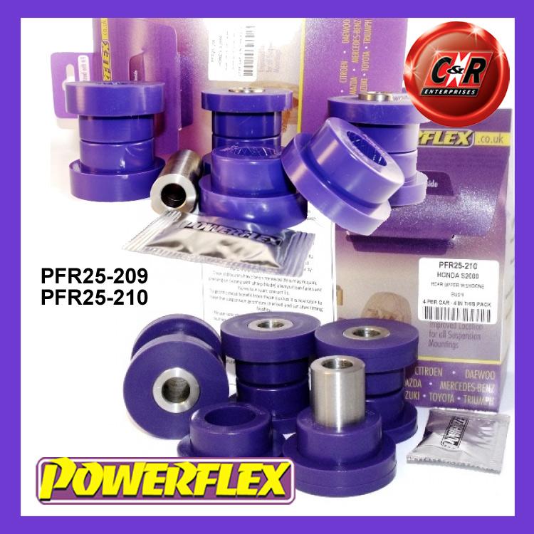 Powerflex PFR25-212 Rear Lower Wishbone Bush Rear