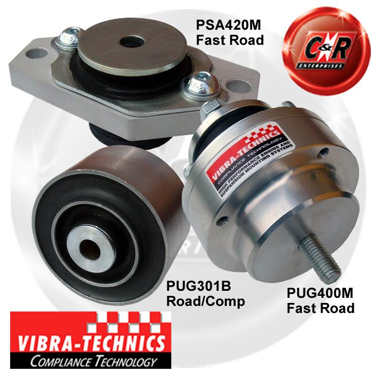 PUG400M Vibra T RH Engine Mount Road fit Citroen Peugeot 106 205  206  306 Xsara
