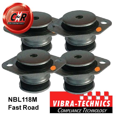 lh 4 x noble concours M12 vibra technics avant rh competition NBL118M arrière
