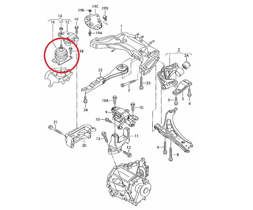 Vibratechnics Mounts Are A Completely Reengineered Solution: Vw Polo 2002 Engine Diagram At Gundyle.co