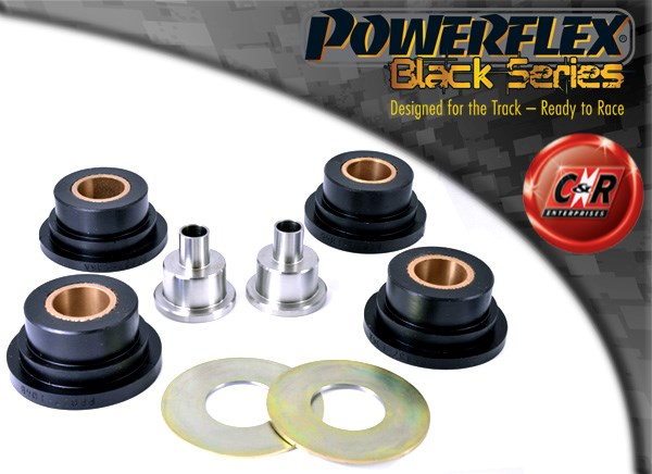PORSCHE 964 89-94 PFF57-601-27BLK POWERFLEX BLACK SERIES FRONT ARB BAR BUSH 27MM
