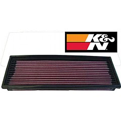 33-2001 K&N Air Filters Audi Coupe 8B,   (1989-1996)
