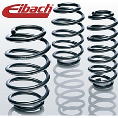 E10-85-008-01-22 Eibach Pro Kit Springs VW Polo 9N1,  1.2, 1.4, 1.4 FSI, 1.6 Manual ( 10/01 >)